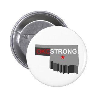 Oklahoma City Strong Pin