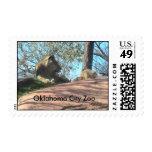 Oklahoma City Zoo Postage