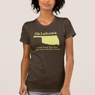 Oklahoma: Cleaver Tee Shirts