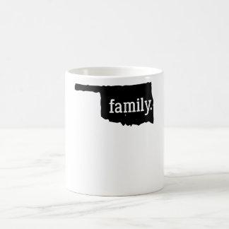 Oklahoma Cool Gift Family State Shirt Dark Coffee Mug