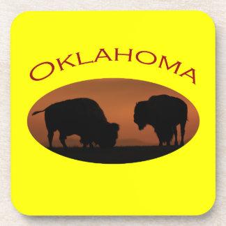 Oklahoma Drink Coasters
