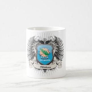 Oklahoma Crest Classic White Coffee Mug