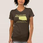 Oklahoma: Cuchilla Camiseta