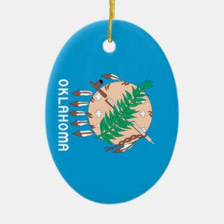 OKLAHOMA ORNAMENTOS DE NAVIDAD