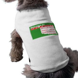 Oklahoma Dog Clothing