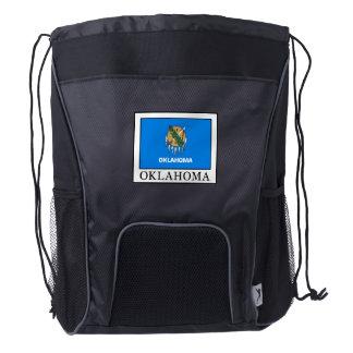 Oklahoma Drawstring Backpack