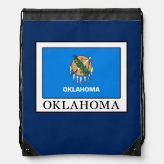 Oklahoma Drawstring Bag