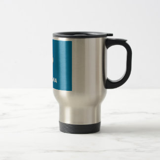 Oklahoma Flag Coffee Mug