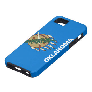 Oklahoma Flag iPhone 5 Case