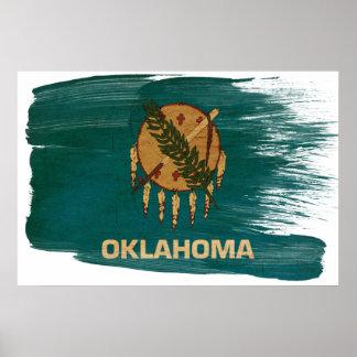 Oklahoma Flag Posters