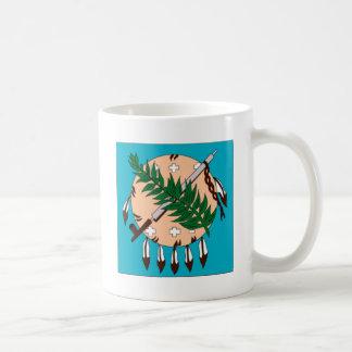 Oklahoma Flag Sooner State Coffee Mug