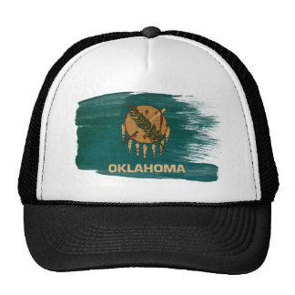 Oklahoma Flag Trucker Hat