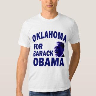 Oklahoma for Obama Union T-Shirt