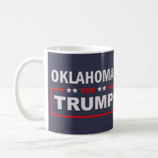 Oklahoma for Trump Coffee Mug