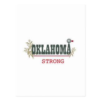 Oklahoma fuerte postales