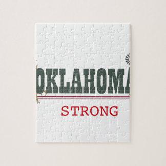 Oklahoma fuerte puzzle con fotos