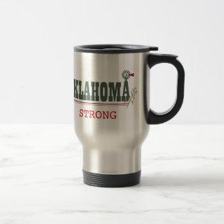 Oklahoma fuerte taza térmica