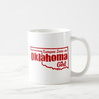 Oklahoma Girl Coffee Mug