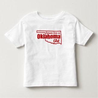Oklahoma Girl Toddler T-shirt