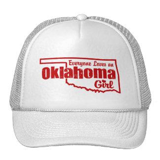 Oklahoma Girl Trucker Hat