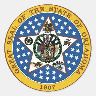 Oklahoma Great Seal