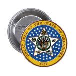 Oklahoma Great Seal Pins