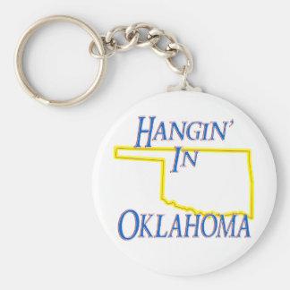 Oklahoma - Hangin' Keychains