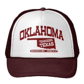 oklahoma trucker hats