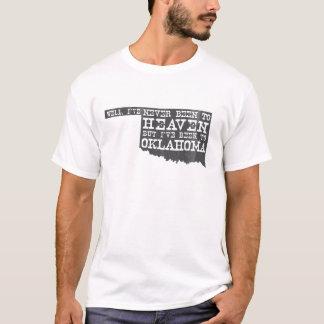 Oklahoma Heaven - Gray T-Shirt
