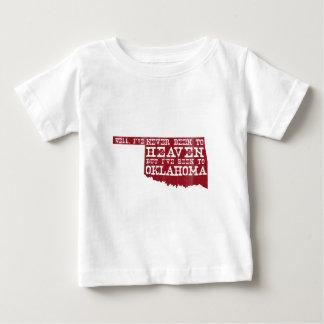 Oklahoma Heaven - Red Baby T-Shirt