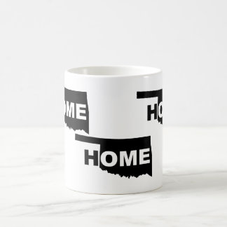 Oklahoma Home Away From State Mug or Travel Mug