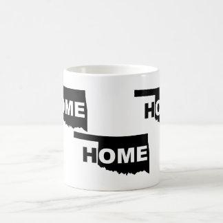 Oklahoma Home Away From State Mug or Travel Mug