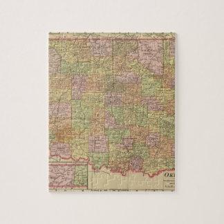 Oklahoma Jigsaw Puzzle