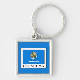 Oklahoma Keychain