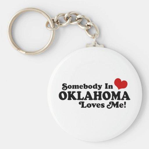 Oklahoma Keychains