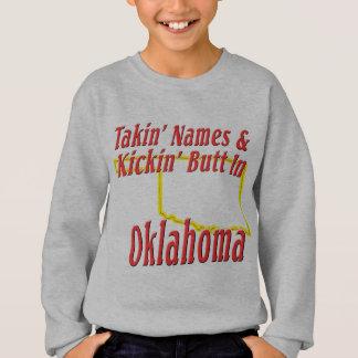 Oklahoma - Kickin' Butt Sweatshirt