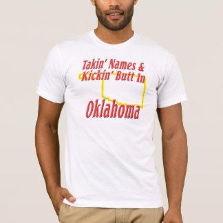 Oklahoma - Kickin' Butt T-Shirt