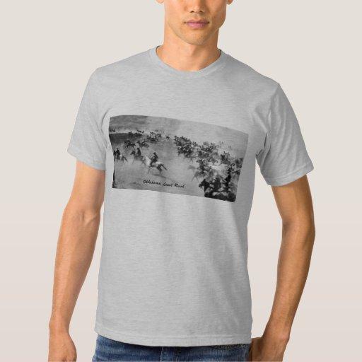 Oklahoma Land Rush T-Shirt