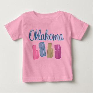 Oklahoma linda embroma la camiseta