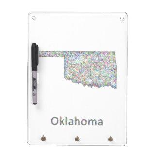 United States Map Dry Erase Boards Zazzle