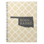 Oklahoma nacida y aumentada notebook