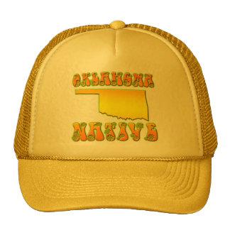 Oklahoma Native Trucker Hat