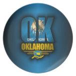 Oklahoma (OK) Plato De Comida
