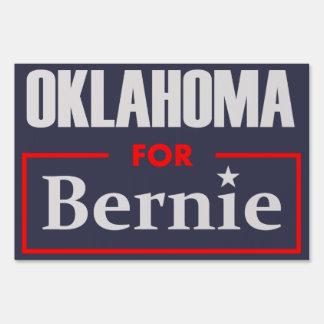 Oklahoma para Bernie Señal