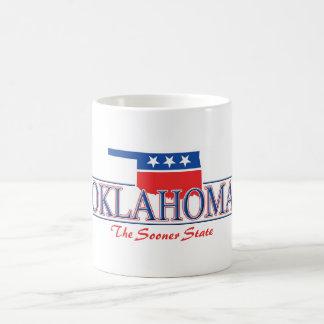 Oklahoma Patriotic Mug