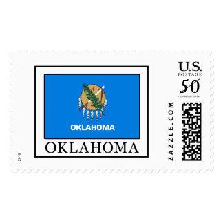 Oklahoma Postage