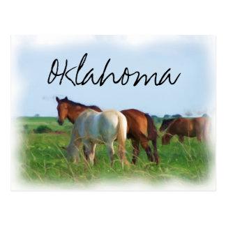 Oklahoma Postcards