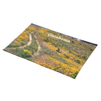 Oklahoma Prairie Placemat