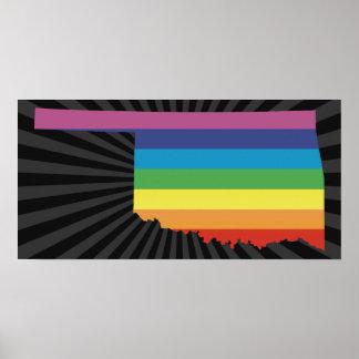 oklahoma pride print