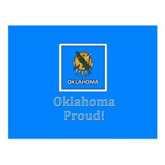 Oklahoma Proud Post Card